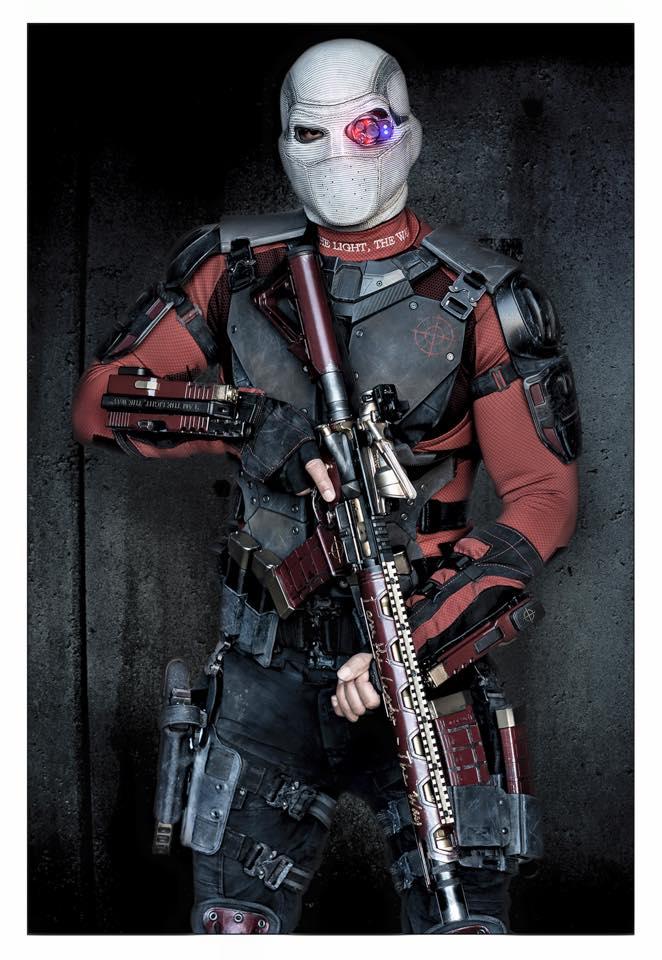 Deadshot - Costume