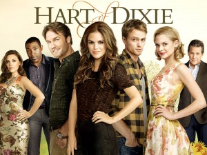 Hart of Dixie - Promo Art