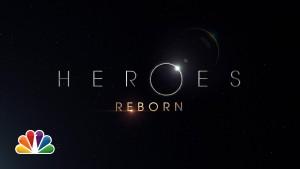 Heroes Reborn - Promo Art