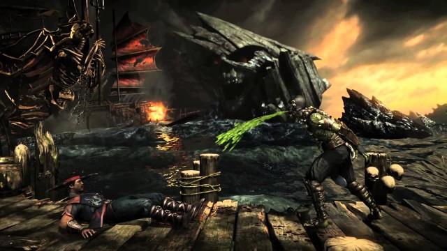 MKX - Gameplay 9