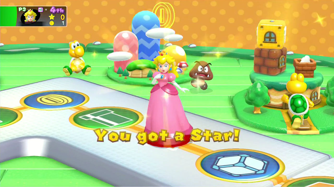 Mario Party 10 Review – Eggplante!