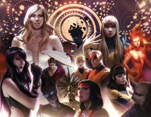 New Mutants - Comic Art 2