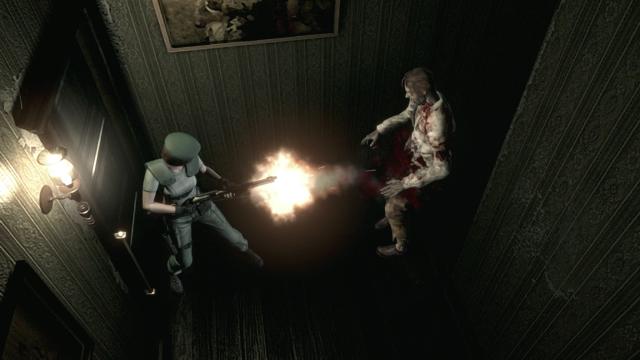 RE - Gameplay 1