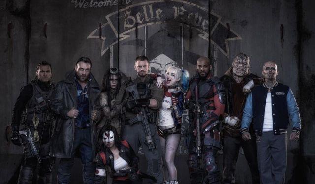 Suicide Squad - Cast Shot