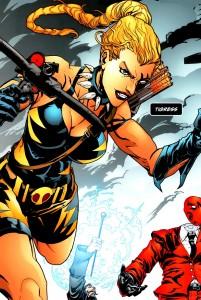 Tigress - DC Comics