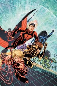 Titans - Comic Art 1