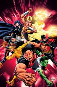 Titans - Comic Art 2