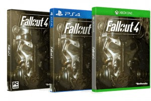 Fallout 4 - Box Art
