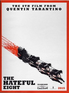 Hateful Eight - Poster