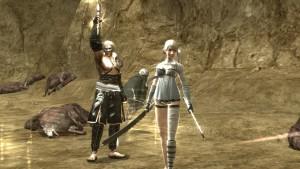 NieR - Gameplay 1
