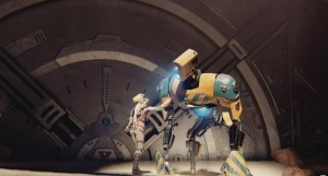 ReCore - Footage 1