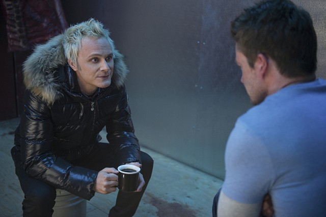 """iZombie -- """"Blaine's World"""" -- Image Number: ZMB113A_0120 -- Pictured: David Anders as Blaine DeBeers -- Photo: Diyah Pera/The CW -- © 2015 The CW Network, LLC. All rights reserved."""