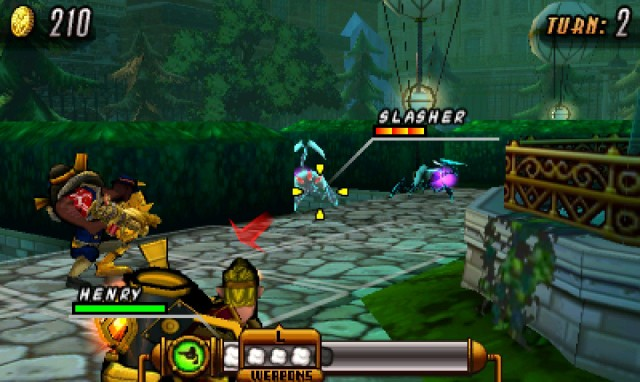 CNS - Gameplay 2