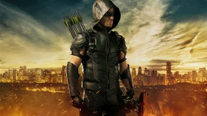 Arrow - Season 4 Art