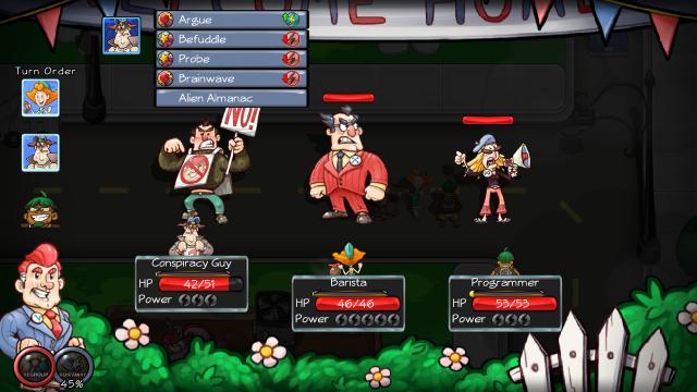 CoE - Gameplay 5