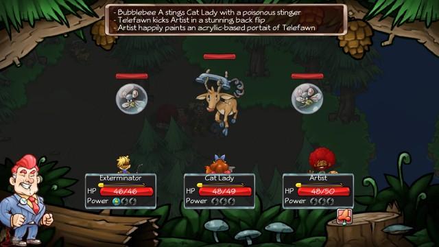 CoE - Gameplay 9