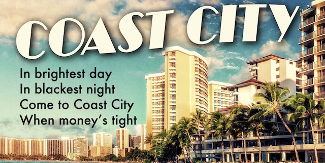 Coast City - Art