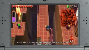 LoZTH - Gameplay 1