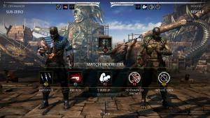 MKX - Gameplay 1