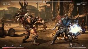 MKX - Gameplay 2