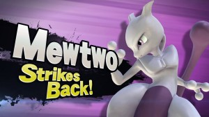 Mewtwo - Super Smash Bros
