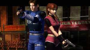 RE2 - Gameplay 1
