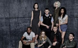 Sense8 - Cast