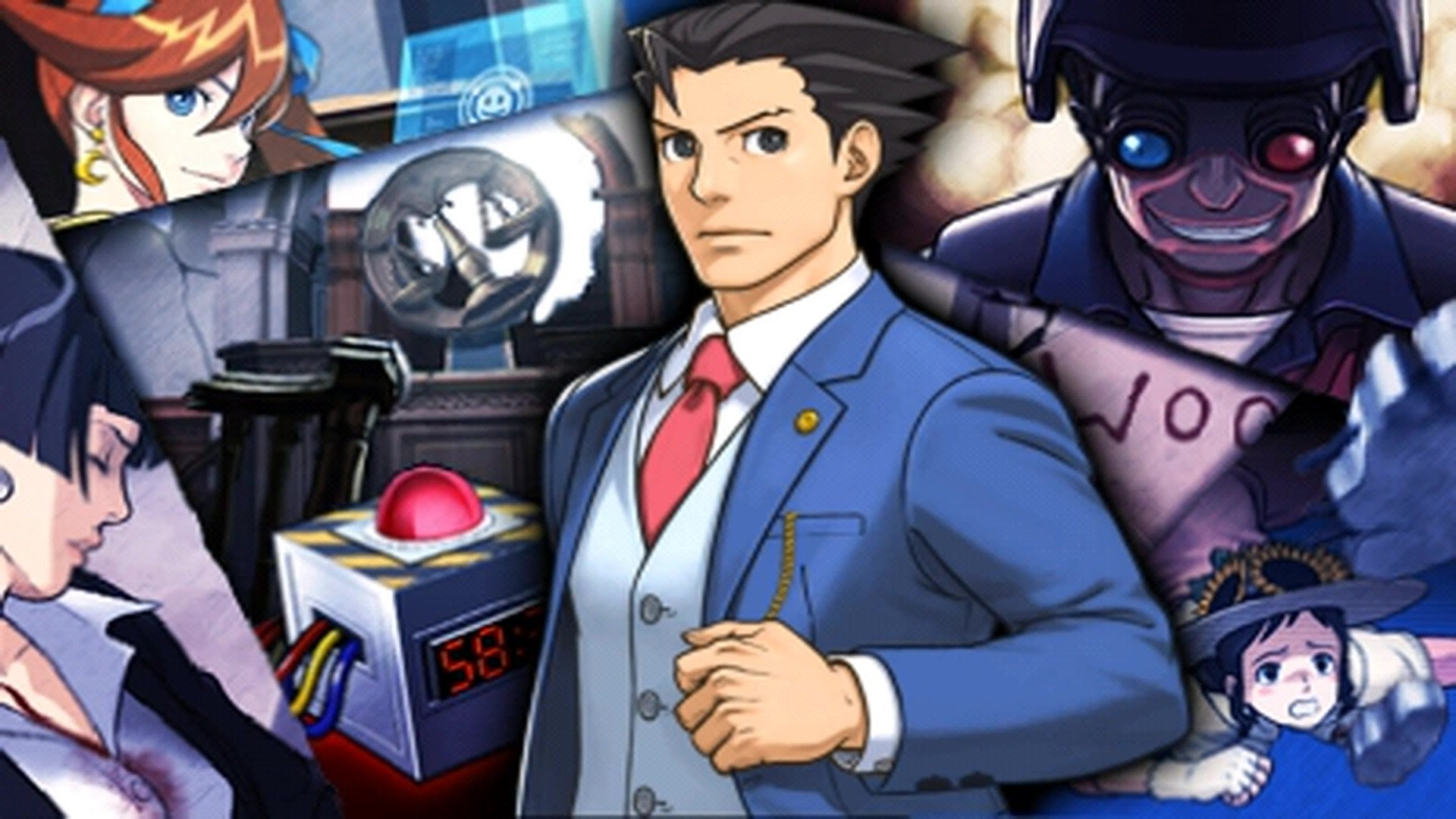 Ace Attorney 6 Announced Confirmed For Western Release Eggplante