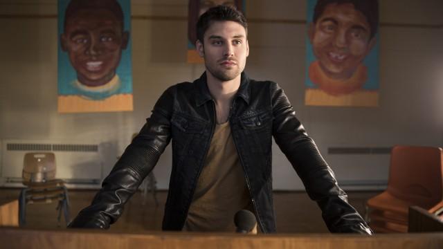 Heroes Reborn (NBC) Season 1, 2015-2016Shown: Ryan Guzman