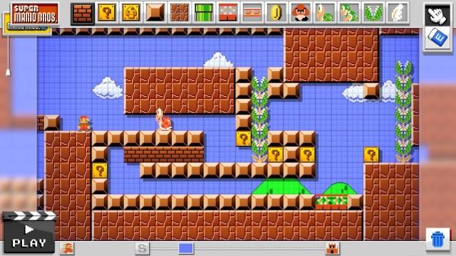 SMM - Gameplay 1