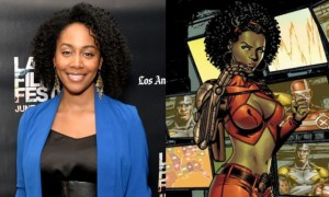 Simone Missick - Misty Knight