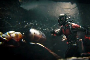 Ant-Man - Footage 1
