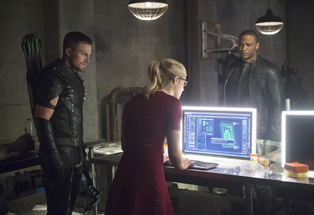 Arrow - Footage 5