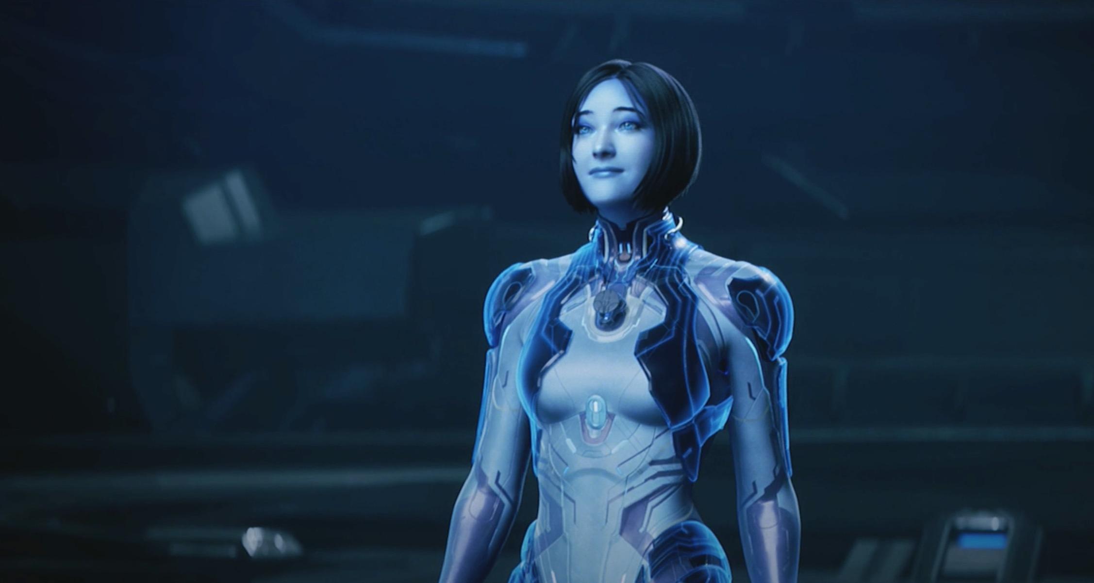 Cortana de halo desnuda sexy gallery