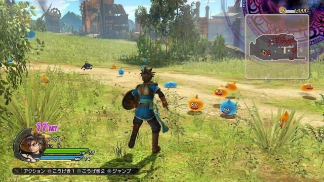 DQH - Gameplay 2