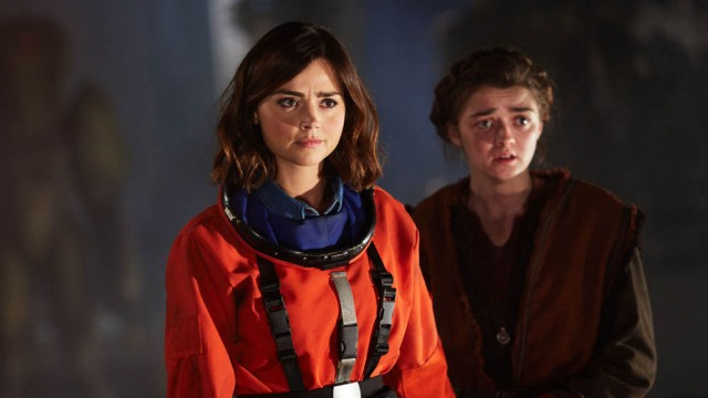THE GIRL WHO DIED (By Jamie Mathieson and Steven Moffat)