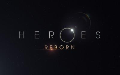 Heroes Reborn - Logo