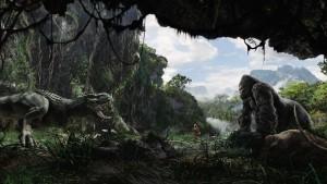 King Kong - Footage