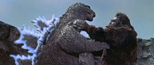 Kong vs. Godzilla - Footage