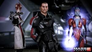 ME2 - Gameplay