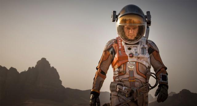 Martian - Footage 1