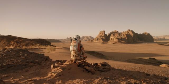 Martian - Footage 2