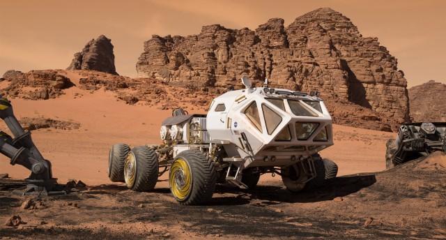 Martian - Footage 3