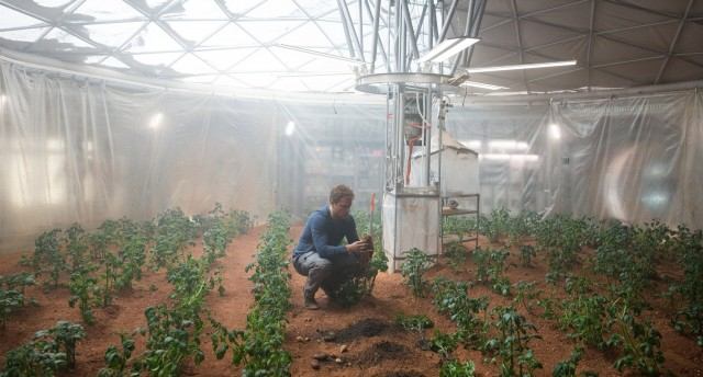 Martian - Footage 7