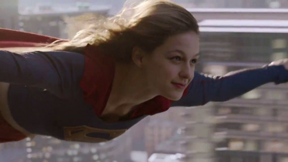 Supergirl - Footage 1