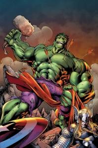 Thor and Hulk - Comics