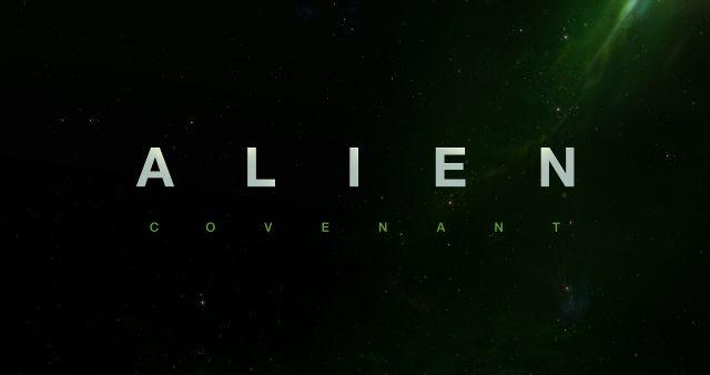 Alien Covenant - Poster Art