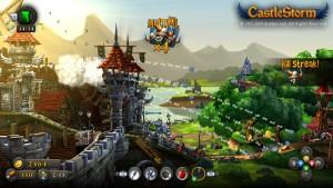 CastleStorm - Gameplay
