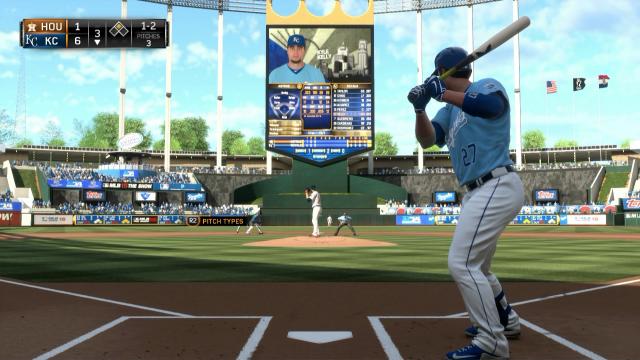 MLB15 - Gameplay 2