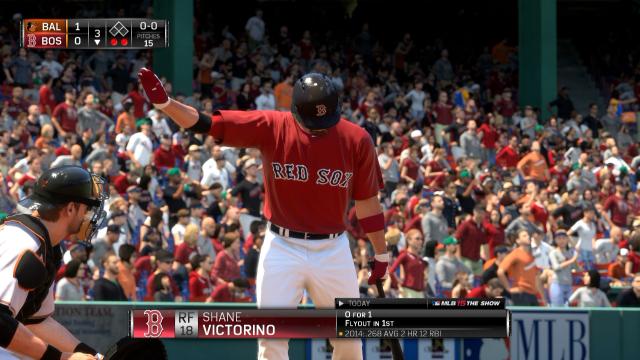 MLB15 - Gameplay 5